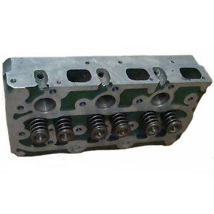 New Kubota B7100 Tractor Cylinder Head Complete W Valves