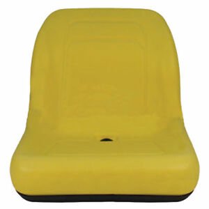 One Universal Seat For John Deere Garden Mower Compact Tractor A lgt100yl