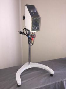 Heidolph Rzr 2050 Lab Mixer With Heavy Duty Stand