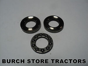 New Governor Thrust Bearing For Farmall 140 130 Super A 100 A B Bn C Cub Tractor