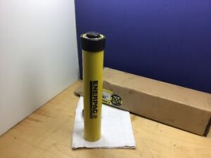 Enerpac Rc 1010 New Hydraulic Cylinder 10 Tons 10 1 8 In Stroke