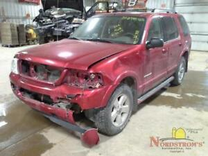 2005 Ford Explorer Rear Axle Differential 3 73 Ratio 4x4