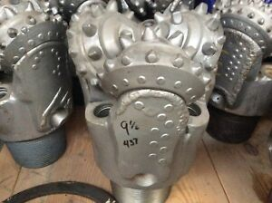 9 1 2 New Tci Button Drilling Bit