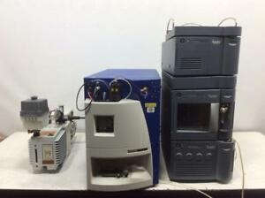 Waters Micromass Quattro Micro Api Lc ms System Acquity Uplc Vacuum Pump