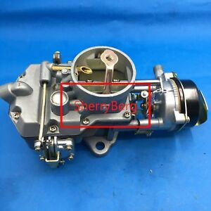 Carb 1 Barrel Carburetor Ford Autolite 1963 1967 Mustang Fairlane Falcon 170 200