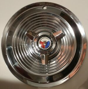 1963 1 2 1964 Ford Galaxie 500 Xl 427 R Code 15 Spinner Hubcap