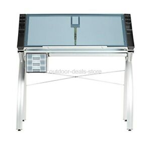 Futura Craft Station Safety Glass Designs Drafting Drawing Art Work Light Table