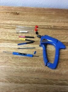 Ok Industries G100 r3278ins Manual Wire Wrap Tool 18 32 Awg With Extras