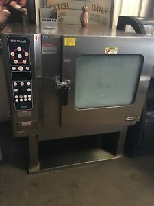 Alto Shaam Natural Gas Combi Combitherm Oven Steamer Model 7 14mlg