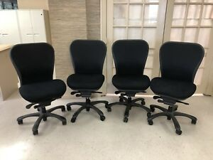 Nightingale Cxo 6200 Memory Foam Mesh Office Conference Chair Lumbar Support