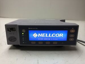 Nellcor Oximax N 595 Spo2 Pulse Oximeter_power On