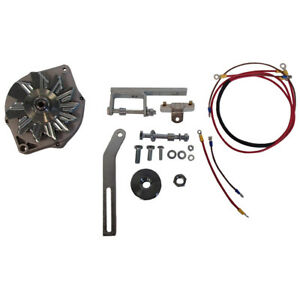 Alternator Conversion Kit 6 To 12 Volt For Massey Ferguson Mf Tractor To30