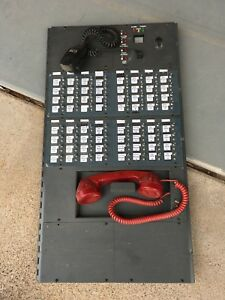 Fire Alarm Switch Panel Telephone Phone Call Station Master Stations Mic