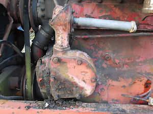 Ih Farmall Governor M Sm 400 450 Tractor Complete With Breather Tube