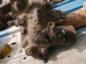 Farmall H Sh Carburetor Nice Rebuilder Check Picks