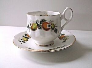 Vintage Rosina Cup And Saucer