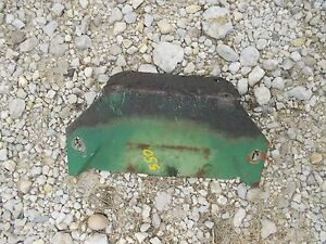 Oliver 550 Tractor Engine Motor Flywheel Inspection Cover