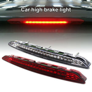 For Bmw Z4 E85 03 08 Trunk Tailgate 3rd Third Car Truck Red Brake Stop Light