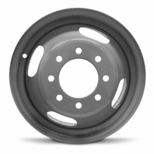 Dually Drw Steel Wheel Rim 16 Inch 01 07 Chevy Silverado Gmc Sierra 3500 Pickup