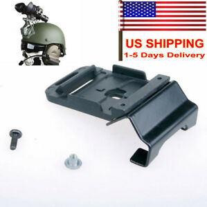 Metal M88 Mount WScrew For PVS-7 MICH ACH Helmet NVG Goggle Helmet Accessory