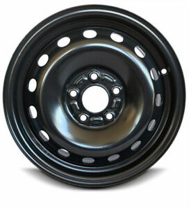 15 Inch New Steel Wheel Rim For 2012 2018 Ford Focus Rim 15x6 Inch 5 Lug