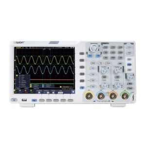 60mhz Digital Oscilloscope 4 Ch Channel Touch Screen 1gs s 8 Bits Usb Port Lan
