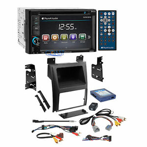 Planet Audio Dvd Usb Bluetooth Radio Dash Kit Amp Harness For Cadillac Escalade