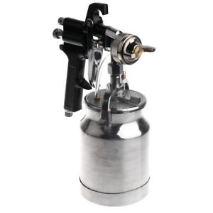 1l Hvlp Pneumatic Mini Air Spray Gun Painting Tool Touch Up Spray Gun Tool