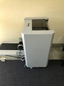 New Mbm Sprint 5000 Booklet Maker With Warranty