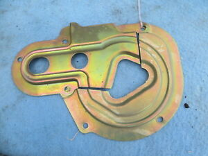 1969 1970 Ford Mustang Cougar Air Conditioning Firewall Bracket Stripped Plated