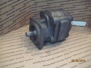 Free Priority Mail New nos Hb 1685 3 Hydraulic Gear Pto Pump