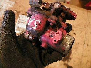 Farmall Sa Sc 100 130 Tractor Good Ih Carter Working Carburetor