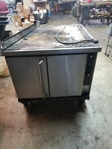 Montague Convection Oven Model Hx2 63a Natural Gas