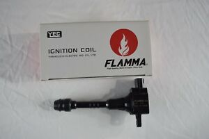 Yec Ignition Coil 224486n015fits Nissan Sentra L4 1 8l 02 06 Made In Japan