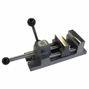 Heinrich 4 ts Grip master Drill Press Vise jaw Width 4 Jaw Opening 4 Jaw Dept