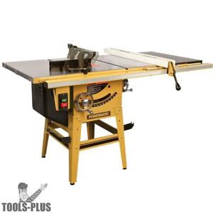 Powermatic 1791230k 10 Tablesaw 50 Accu fence Riving Knife New