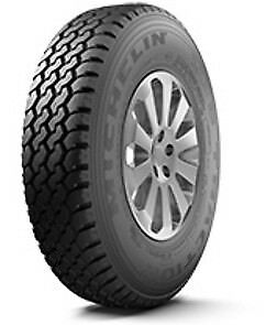 Michelin Xps Traction Lt215 85r16 E 10pr Bsw 4 Tires