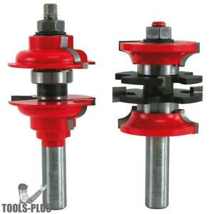Freud 99 267 Entry And Interior Door Router Bit Set New