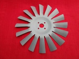 Reconditioned Factory Oem 16 blade Metal Engine Fan Austin 1100 Morris Minor