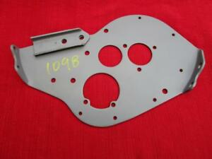 Nice Primed Front Engine Plate 1098 Austin Healey Sprite Mg Midget Morris Minor