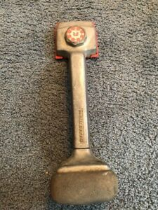 Vintage Heavy Duty Roberts Carpet Stretcher Knee Kicker 10 412