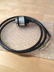 Baumer Electric Rotary Optical Encoder 16 05a500 l5 4 Never Used