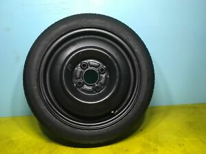 2011 2018 Chevy Spark Compact Spare Wheel And Tire