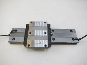 Thk Hrw35ca Linear Bearing Block W short Rail