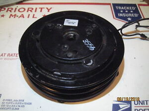 Free Priority Mail New nos V Belt Driven Clutch For Hydraulic Pto Pump