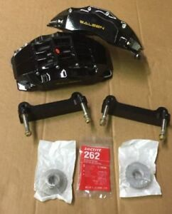 Mustang Saleen Stoptech St65 38 Brake Calipers 6 Piston New Stop Tech St60