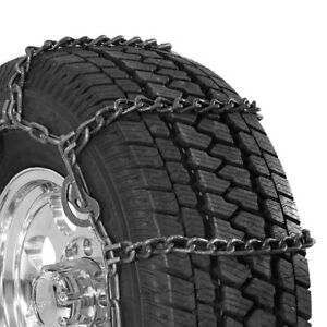 Security Chain Company Quik Grip Highway Service Wide Base Link Chains