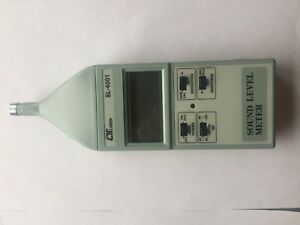 Lutron Sl 4001 Digital Sound Level Meter Free Ship