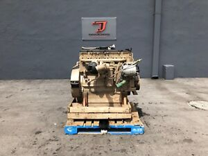 2006 Cummins Isc 260 Diesel Engine Common Rail Cm850 Cpl8697 260hp