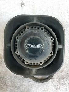 Whelen Siren Speaker 100 Watt Model wc89111 Pn 01 wc84777 00 C